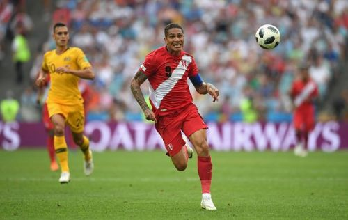 Australia v Peru: Group C - 2018 FIFA World Cup Russia