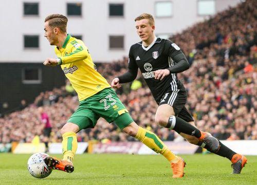 2018 EFL Championship Football Norwich City v Fulham Mar 30th