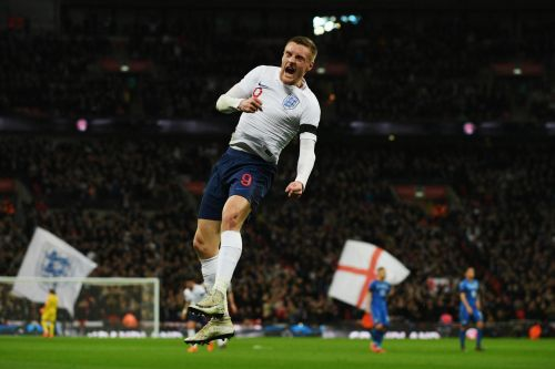 Vardy will be one of England's main men in Russia