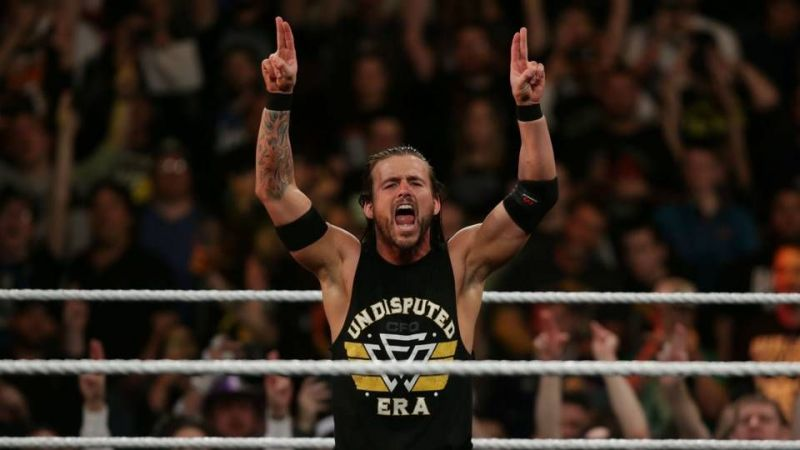 Adam Cole is one of the biggest success stories in NXT in 2018