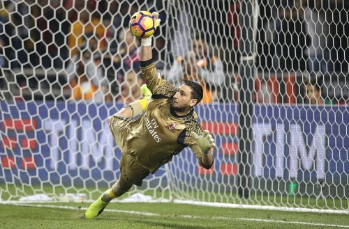 Donnarumma has a lot of experience for a 19-year-old