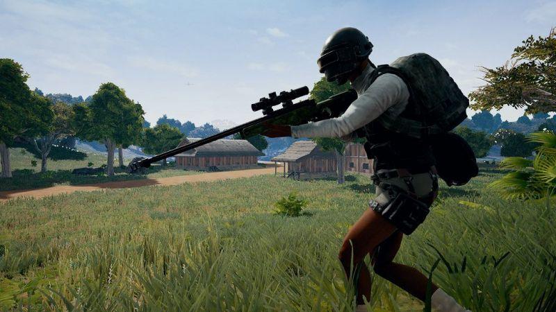 PUBG Mobile Sniper