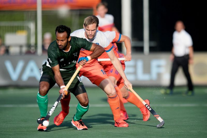 FIH Champions Trophy 2018 : Netherlands crush the Pakistani resistance
