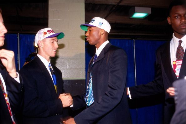 As the first guard to ever be drafted straight out of high school, basketball fans were uncertain as to what extent Kobe could develop in the league
