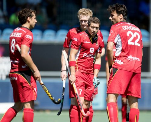 FIH Champions Trophy 2018 : Belgium overcome Pakistani challenge