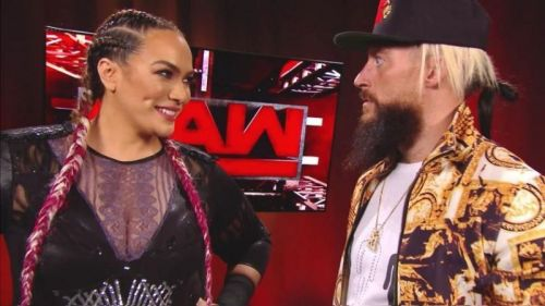 Nia Jax was set to play a bigger part in the Cruiserweight division.