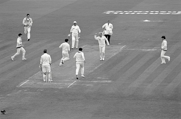 1st Test Match - England v Australia