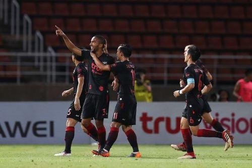 True Bangkok United v Chonburi - Thai League 1