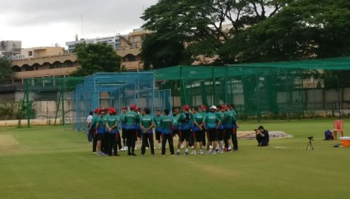 Afghanistan will play their first ever Test against India in Bangalore from June 14-18