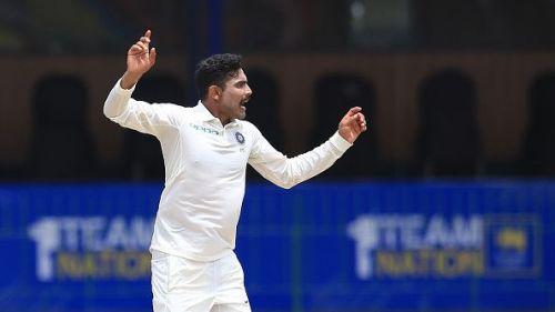 Sri Lanka v India - Cricket, Day 3