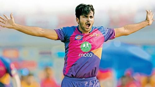 Image result for shardul thakur