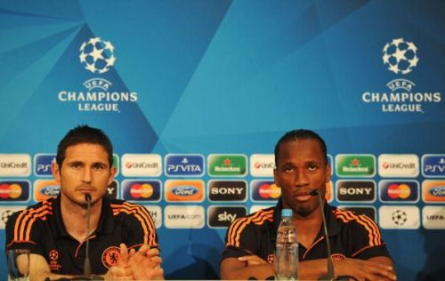 UEFA Champions League Final - Chelsea Press Conference