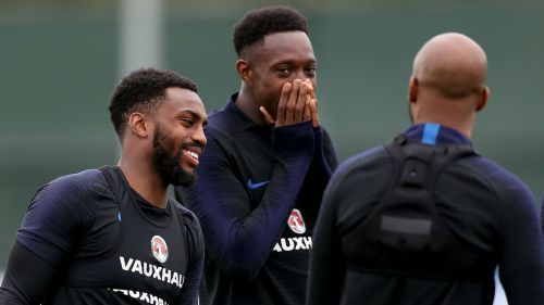 Danny Rose - cropped