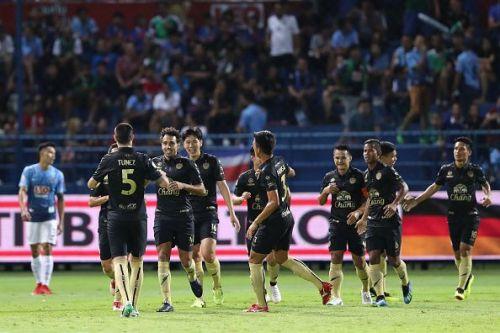Bangkok Glass FC v Buriram United - Thai League 1