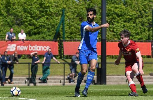 Liverpool U23 v Panjab FA: Friendly