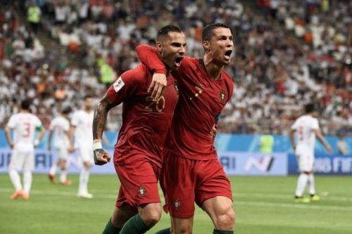It has been a mixed World Cup for Portugal
