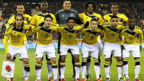 Image result for Colombia world cup squad