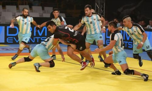 The Argentina kabaddi team may have lost all their matches, but they won a lot of hearts at the Kabaddi Masters.