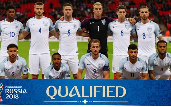 Image result for england world cup FIFA 18 squad