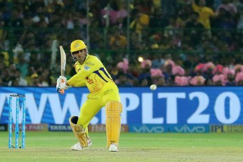 Rajasthan Royals v Chennai Super Kings - IPL T20