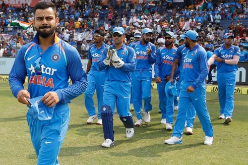 India were the runners-up team in the Champions Trophy 2017