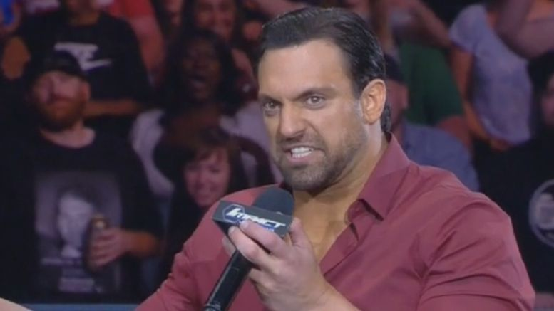 Since departing both the WWE and Impact Wrestling, Sandown has pursued acting. Image courtesy of TopRopePress.com