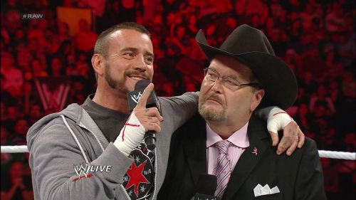 Jim Ross shares his thoughts on CM Punk and Ronda Rousey