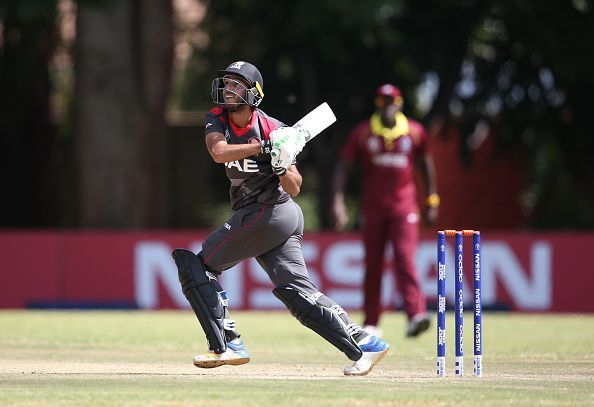 Windies v UAE - ICC Cricket World Cup Qualifier