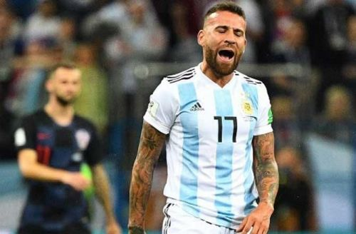 Otamendi needs to improve his performance
