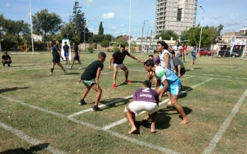 Even the national team kabaddi players in Argentina do not get paid for playing the sport.