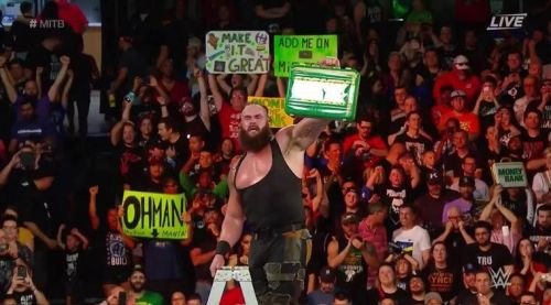 WWE has its first ever Monster In The Bank