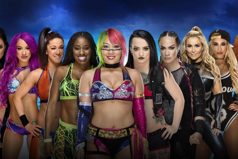 The WWE Women