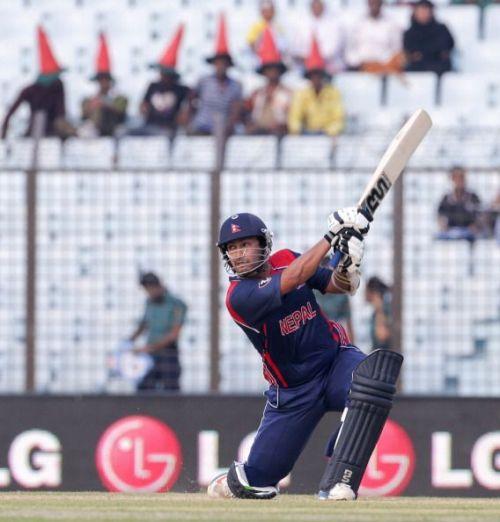 Afghanistan v Nepal - ICC World Twenty20 Bangladesh 2014