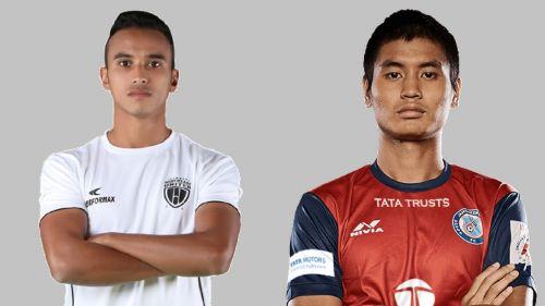 Gursimrat Singh (L), Sairuat Kima (R) are the latest signings for Bengaluru FC