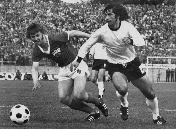 All-German World Cup Match