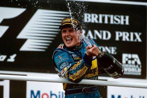 Johnny Herbert, Grand Prix Of Great Britain