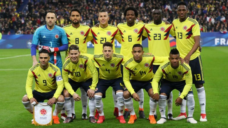 2ee7d155430 World Cup 2018  5 key players for Colombia