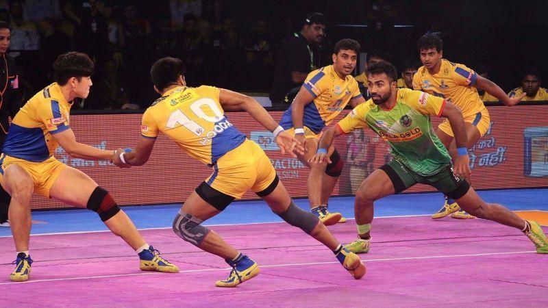 kabaddi masters dubai 2018 highest paid players in indian