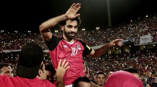 Mohamed Salah is already a national hero in Egypt.
