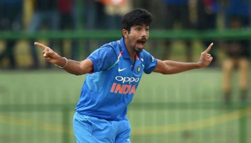 Jasprit Bumrah is the vital cog in India's bowling attack