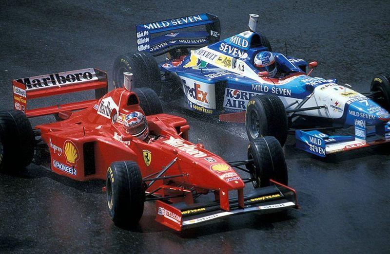 belgian grand prix 1997