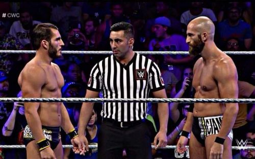 Ciampa vs Gargano could main event Takeover: Chicago