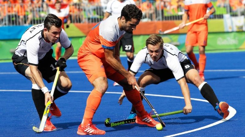 Team Netherlands : Consistent on Success