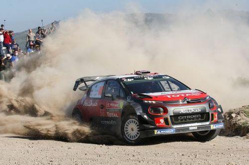 2018 Vodafone Rally de Portugal - SS10 Vieira do Minho 1