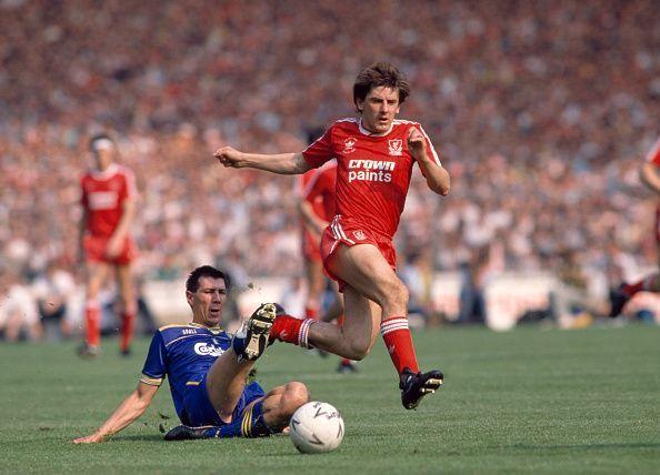 Liverpool v Wimbledon - 1988 FA Cup Final