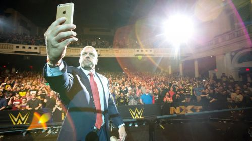 Triple H has looked to increase WWE's global footprint in recent years