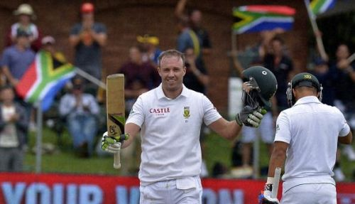 CRICKET-RSA -AUS-TEST