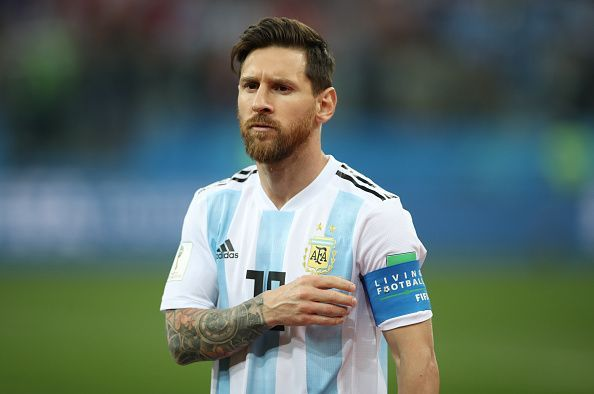 info for 12ad6 d5983 Why Lionel Messi will leave Argentina at their lowest point