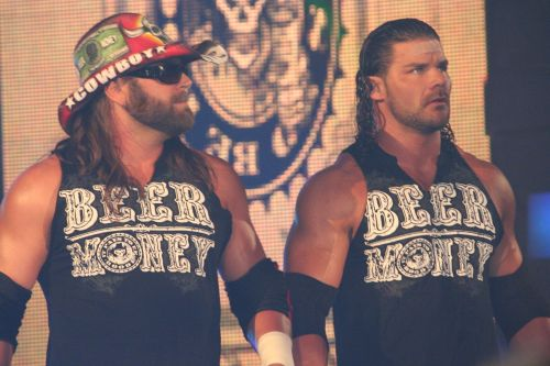 Will we see this legendary tag team finally reform in the WWE?