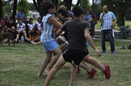 Kabaddi is played in Argentina only on an amateur level.